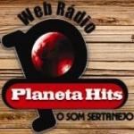 Logo da emissora Rádio Planeta Hits