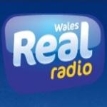Logo da emissora Real Radio Wales 105.4 FM