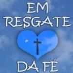 Logo da emissora Rádio Em Resgate da Fé
