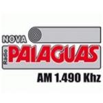 Logo da emissora Rádio Nova Paiaguas 1490 AM