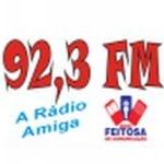 Logo da emissora Rádio Selvíria 92.3 FM
