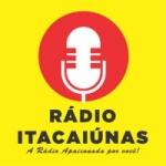 Logo da emissora R�dio Itacai�nas 850 AM