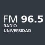 Logo da emissora Radio Universidad Nacional de Cuyo 96.5 FM