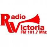 Logo da emissora Radio Victoria 101.7 FM