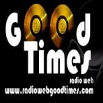 Logo da emissora Rádio Web Good Times