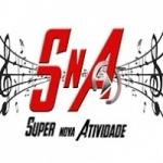 Logo da emissora R�dio Super Nova Atividade
