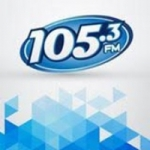 Logo da emissora R�dio PB 105.3 FM