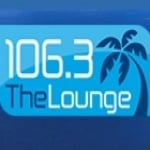 Logo da emissora Radio The Lounge 106.3 FM