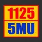 Logo da emissora Radio 5MU 1125 AM