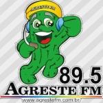 Logo da emissora R�dio Agreste 89.5 FM