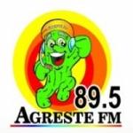 Logo da emissora Rádio Agreste 89.5 FM