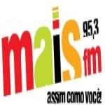 Logo da emissora R�dio Mais 95.3 FM
