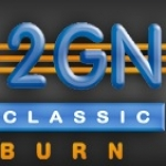 Logo da emissora Radio 2GN 1368 AM