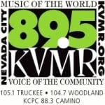Logo da emissora Radio KVMR 89.5 FM
