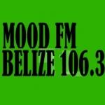 Logo da emissora Radio Mood 106.3 FM