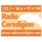 Logo da emissora Radio Ceredigion 103.3 FM
