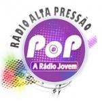Logo da emissora R�dio Alta Press�o Pop