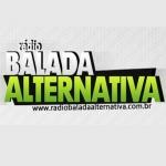 Logo da emissora Rádio Balada Alternativa