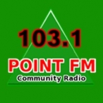 Logo da emissora Rádio Point 103.1 FM