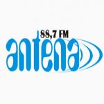 Logo da emissora Radio Antena 88.7 FM