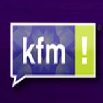 Logo da emissora Radio Kristal 90.7 FM