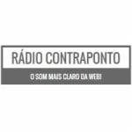 Logo da emissora Rádio Contraponto