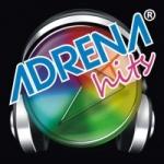 Logo da emissora Rádio Adrena Hits