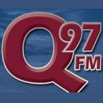 Logo da emissora KNCQ 97.3 FM Q