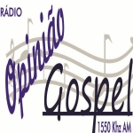 Logo da emissora R�dio Opini�o Gospel 1550 AM