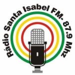 Logo da emissora Rádio Santa Isabel 87.9 FM