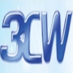 Logo da emissora Radio 3CW Chinese Radio 1620 AM