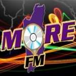 Logo da emissora Radio More 99.5 FM
