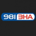 Logo da emissora Radio 3HA 98.1 FM