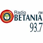 Logo da emissora Radio Betania 93.7 FM