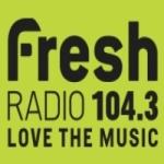 Logo da emissora Radio CKWS Fresh 104.3 FM