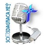 Logo da emissora R�dio Web Luterana Sons da Gra�a