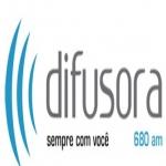 Logo da emissora R�dio Difusora 680 AM