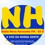 Logo da emissora R�dio Novo Horizonte 87.9 FM