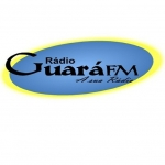 Logo da emissora Rádio Guará