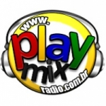 Logo da emissora Play Mix Rádio
