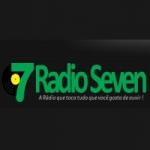 Logo da emissora Rádio Seven Web Brazil