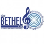 Logo da emissora Rádio Bethel 87.9 FM