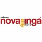 Logo da emissora Rádio Nova Ingá 870 AM