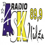 Logo da emissora Radio Ask 89.9 FM