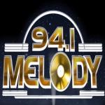 Logo da emissora R�dio Melody 94.1 FM