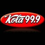 Logo da emissora Radio KOLA 99.9 FM