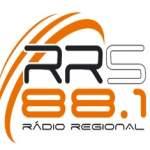 Logo da emissora R�dio Regional de Sanjoanense 88.1 FM