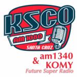 Logo da emissora Radio KSCO 1080 AM
