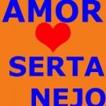 Logo da emissora Amor Sertanejo