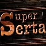 Logo da emissora Rádio Super Sertaneja